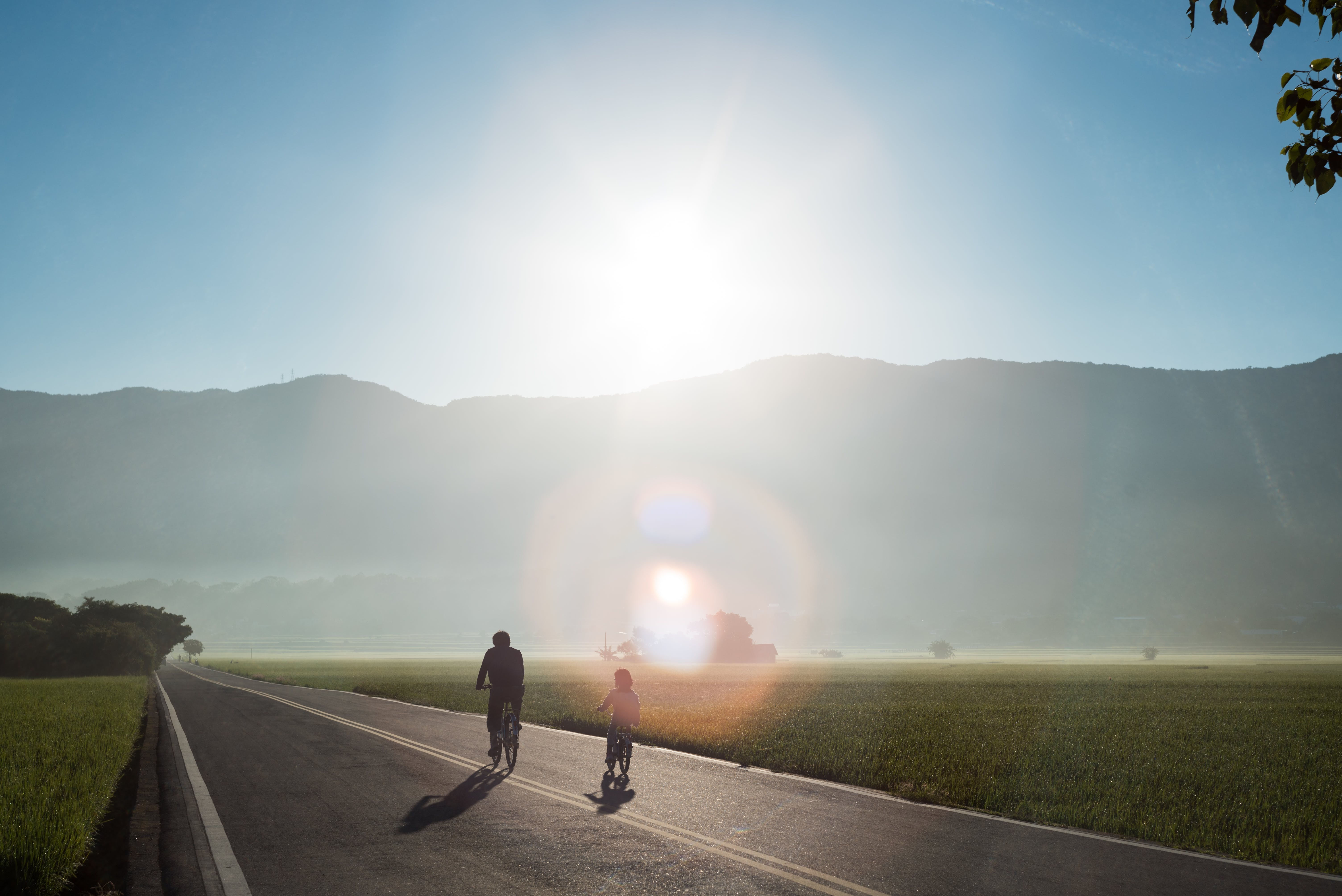 Two People On The Road