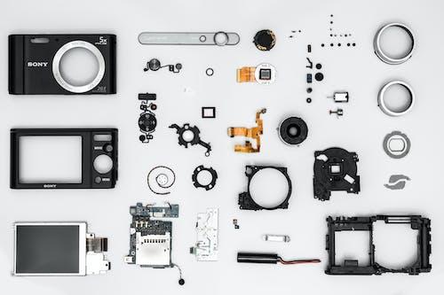 主機板, 件, 修复, 專注 的 免费素材图片