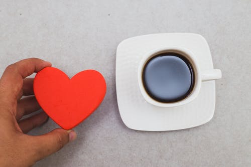 Free stock photo of black, coffee, coffee cup, i love coffee