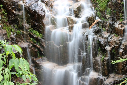 Free stock photo of waterfall, waterfalls