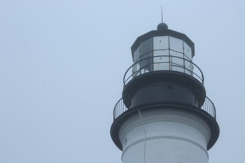 Free stock photo of lighthouse, maine, portland