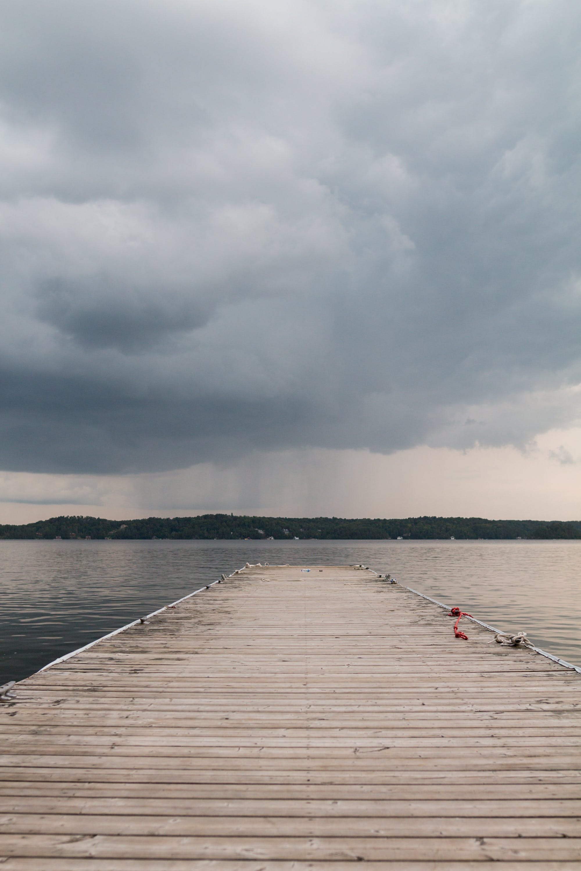 Free stock photo of sky, water, clouds, storm