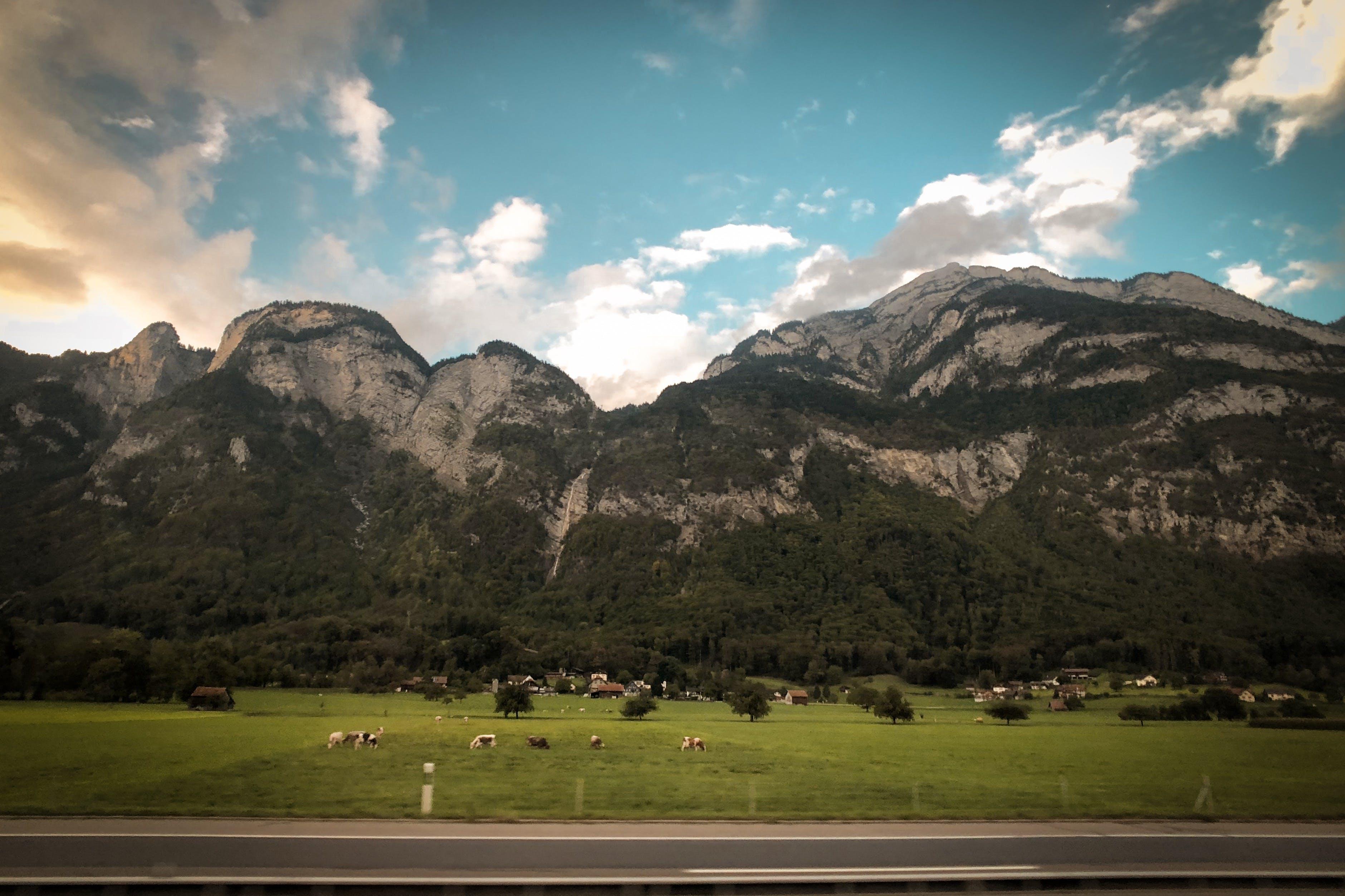 Kostenloses Stock Foto zu straße, landschaft, berge, natur