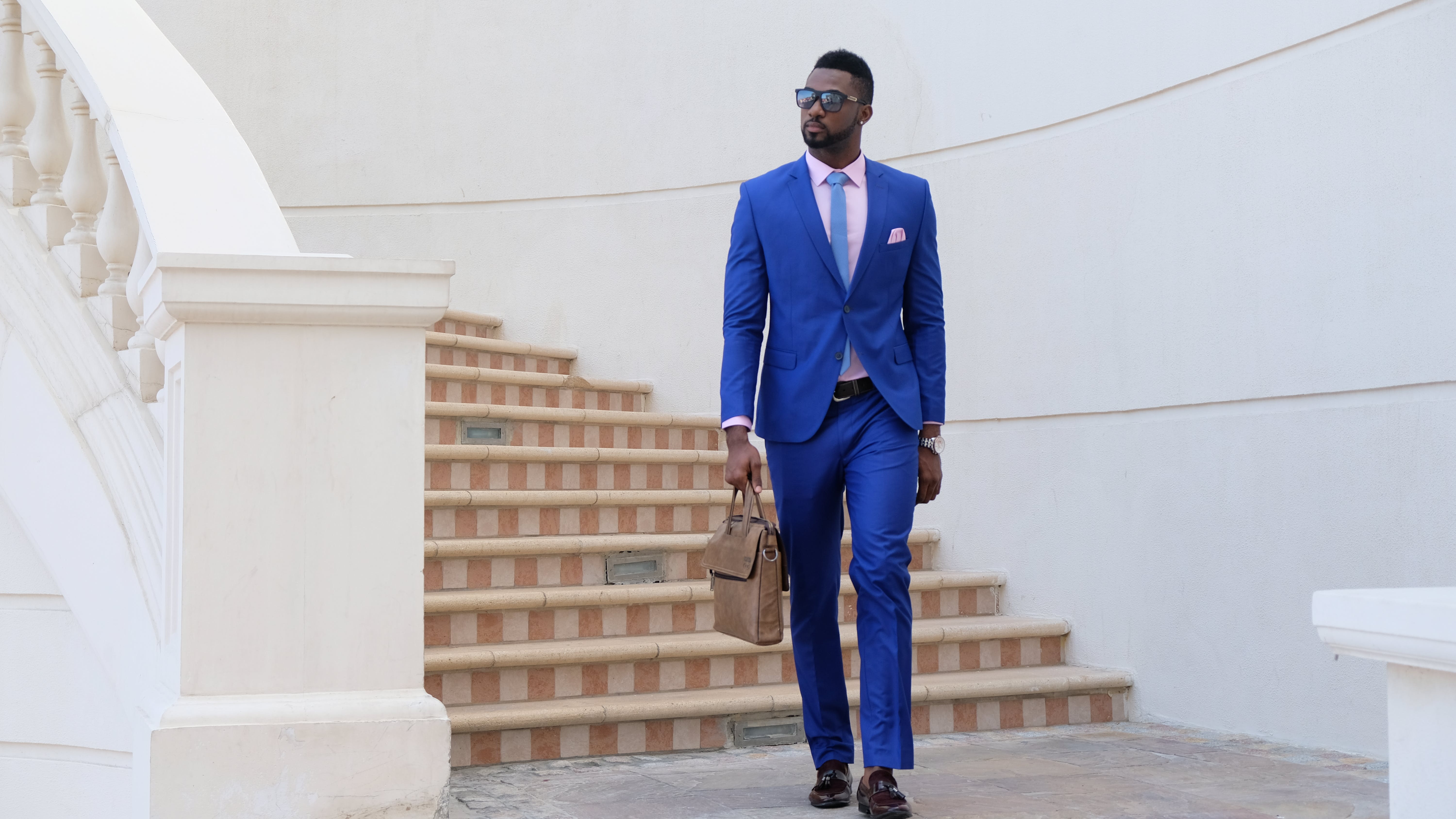 Free stock photo of stairs, fashion, man, person