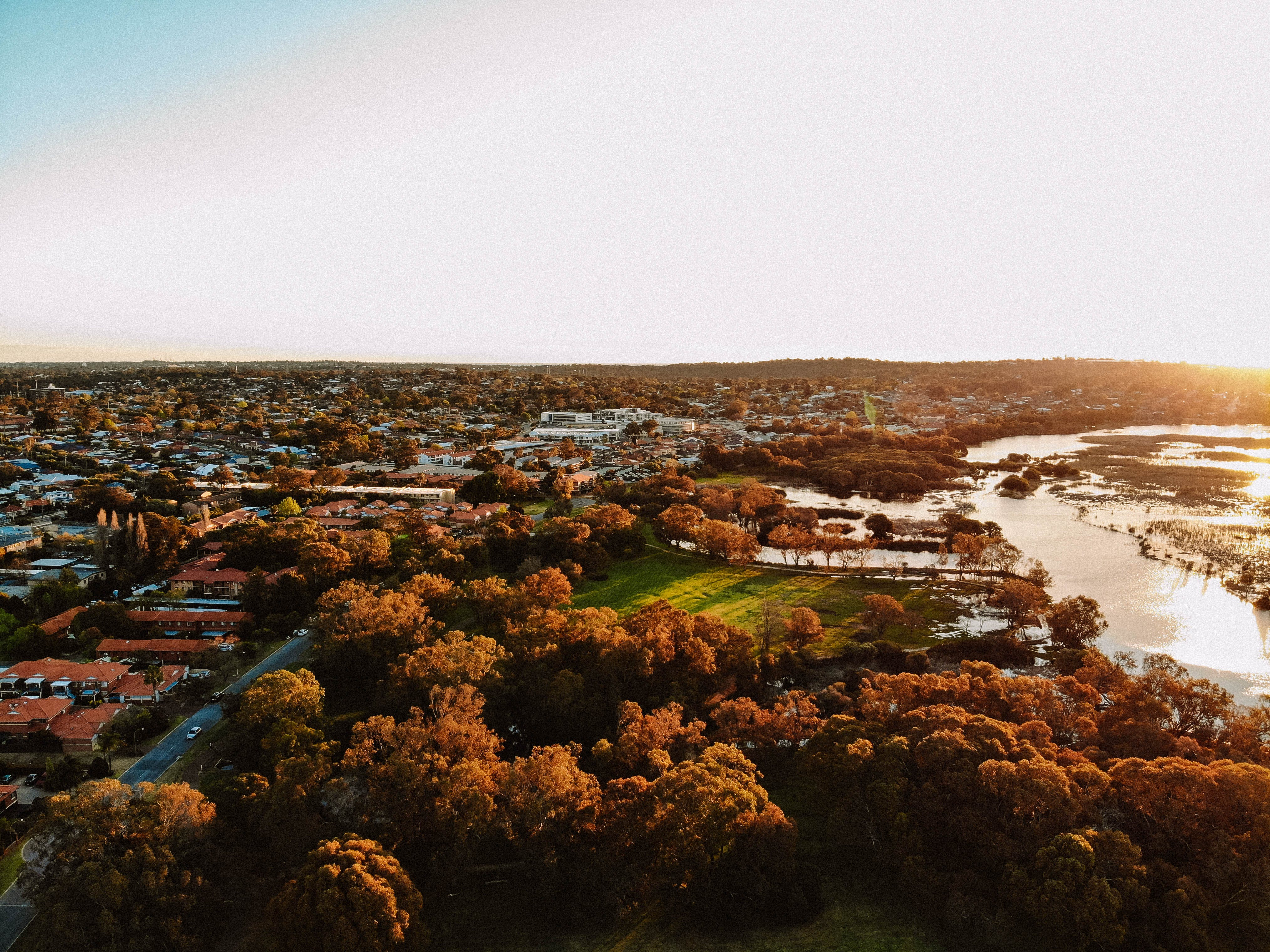 Free stock photo of australia, city, suburb