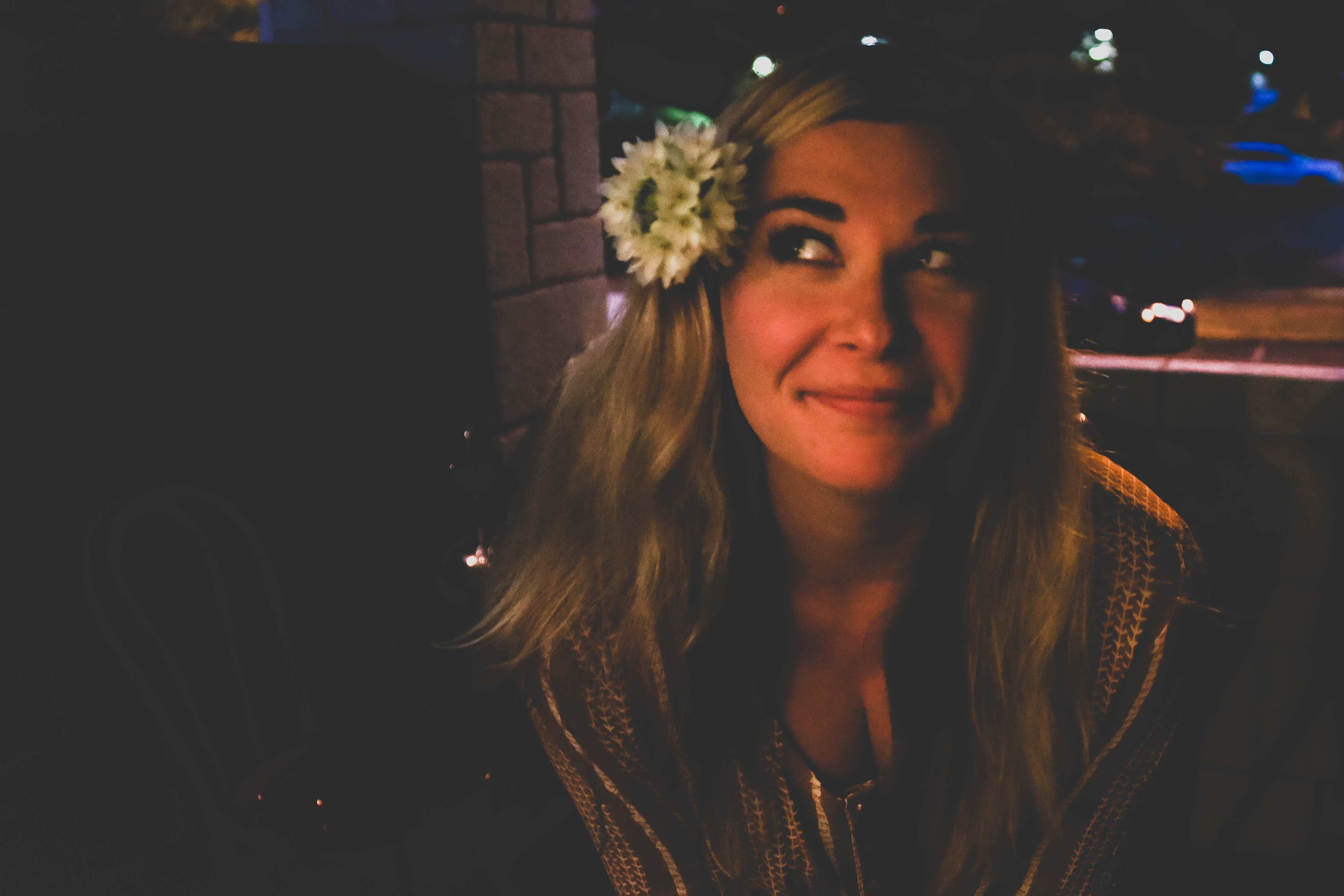 Free stock photo of girl, portrait, fun, hippie