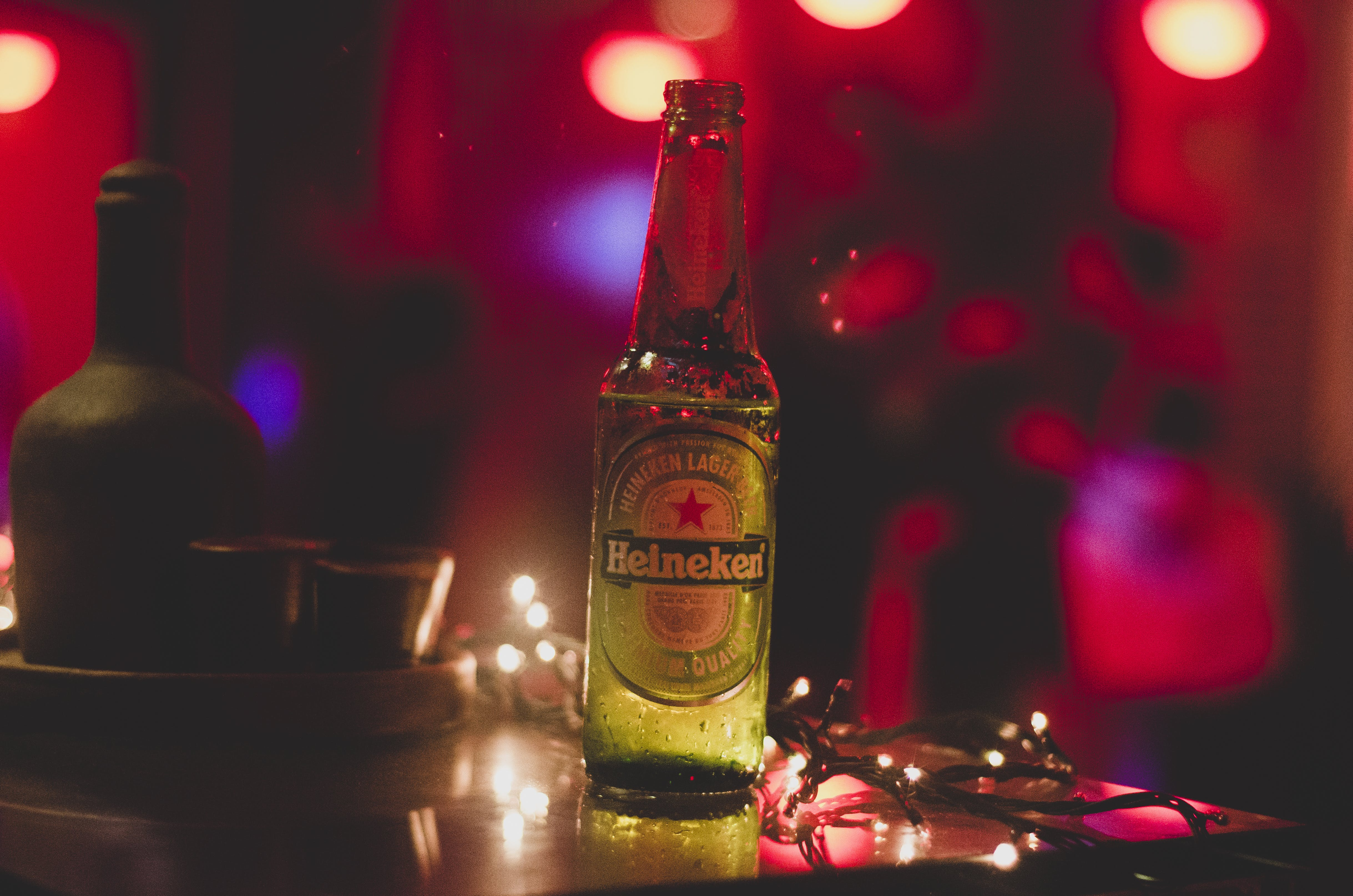 Kostnadsfri bild av alkohol, färger, flaskor, heineken