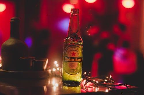 Gratis stockfoto met alcohol, belicht, bier, binnen