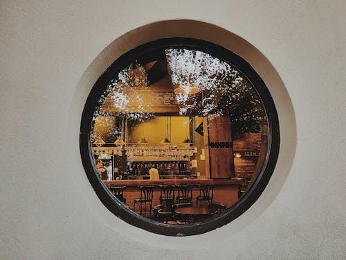 城市, 室內, 景觀, 椅子 的 免费素材照片