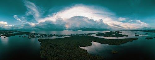 Gratis stockfoto met daglicht, h2o, hemel, landschap