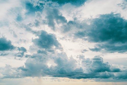 Gratis stockfoto met 4k achtergrond, atmosfeer, bewolking, bewolkt