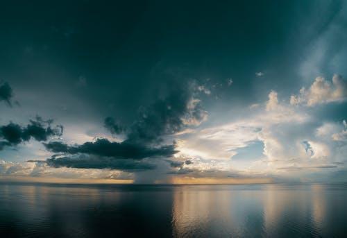 Malowniczy Widok Na Ocean