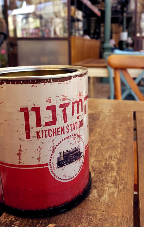 Free stock photo of can, restaurant
