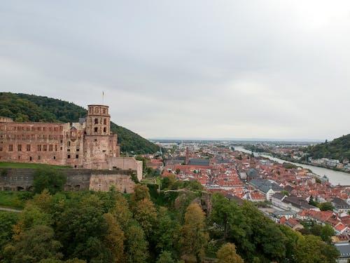 Бесплатное стоковое фото с heidelberg, schloss, stadt am fluss, альтштадт