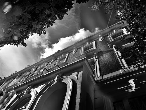Gratis lagerfoto af arkitektur, bygning, dagslys, fortov