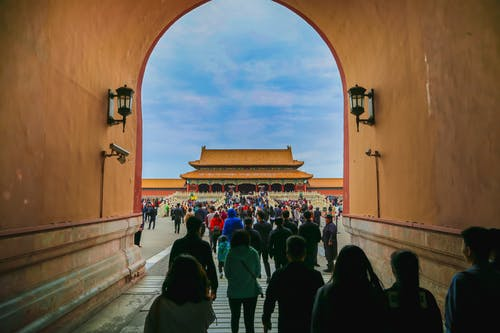 Kostenloses Stock Foto zu china, peking, tiananmen-platz
