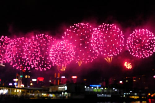 Gratis stockfoto met hongkong, vuurwerk