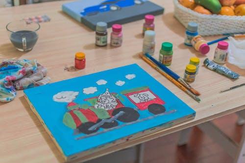 Imagine de stoc gratuită din copil, crianã§a, culoare, desenho
