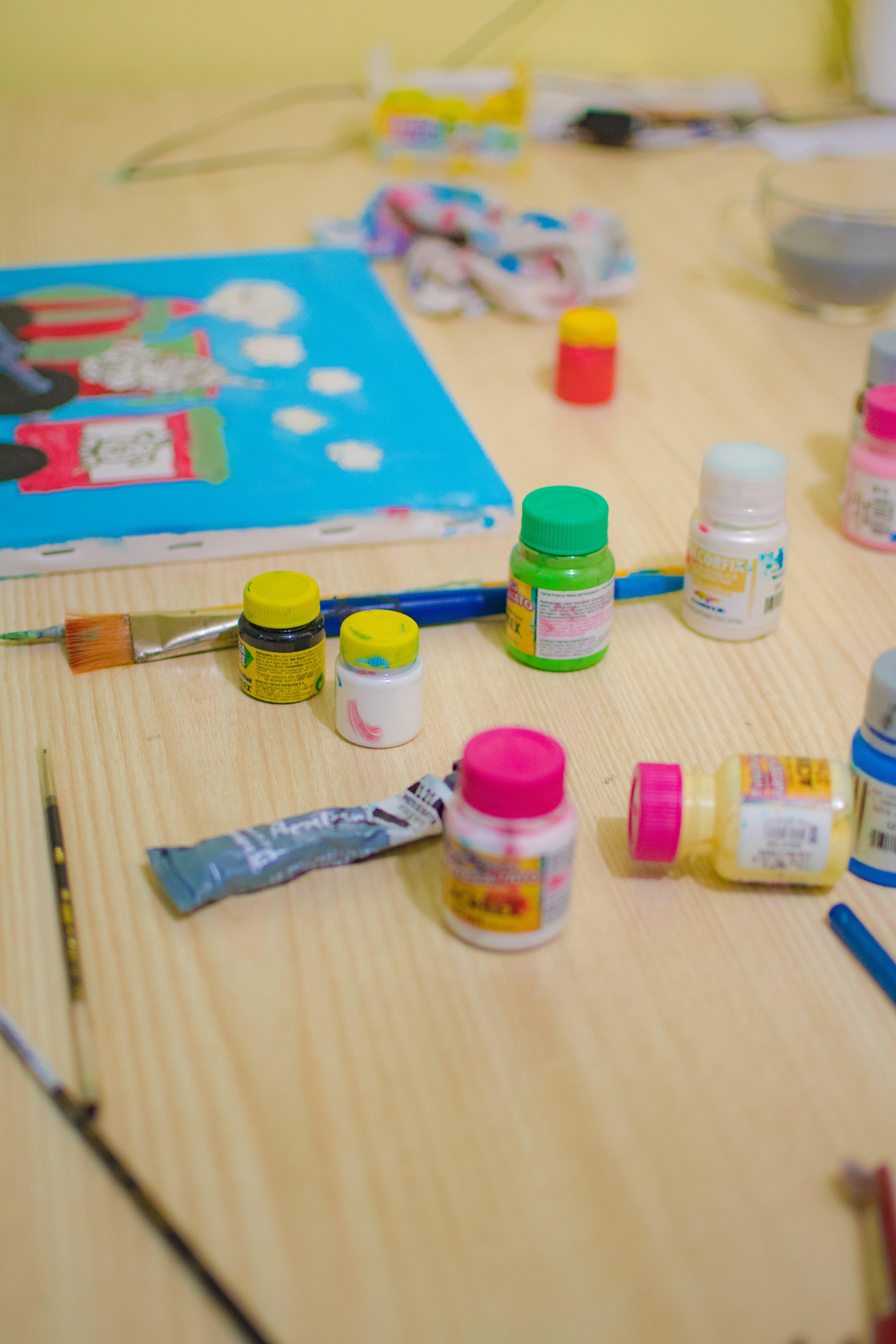 Free stock photo of board, color, criança, desenho