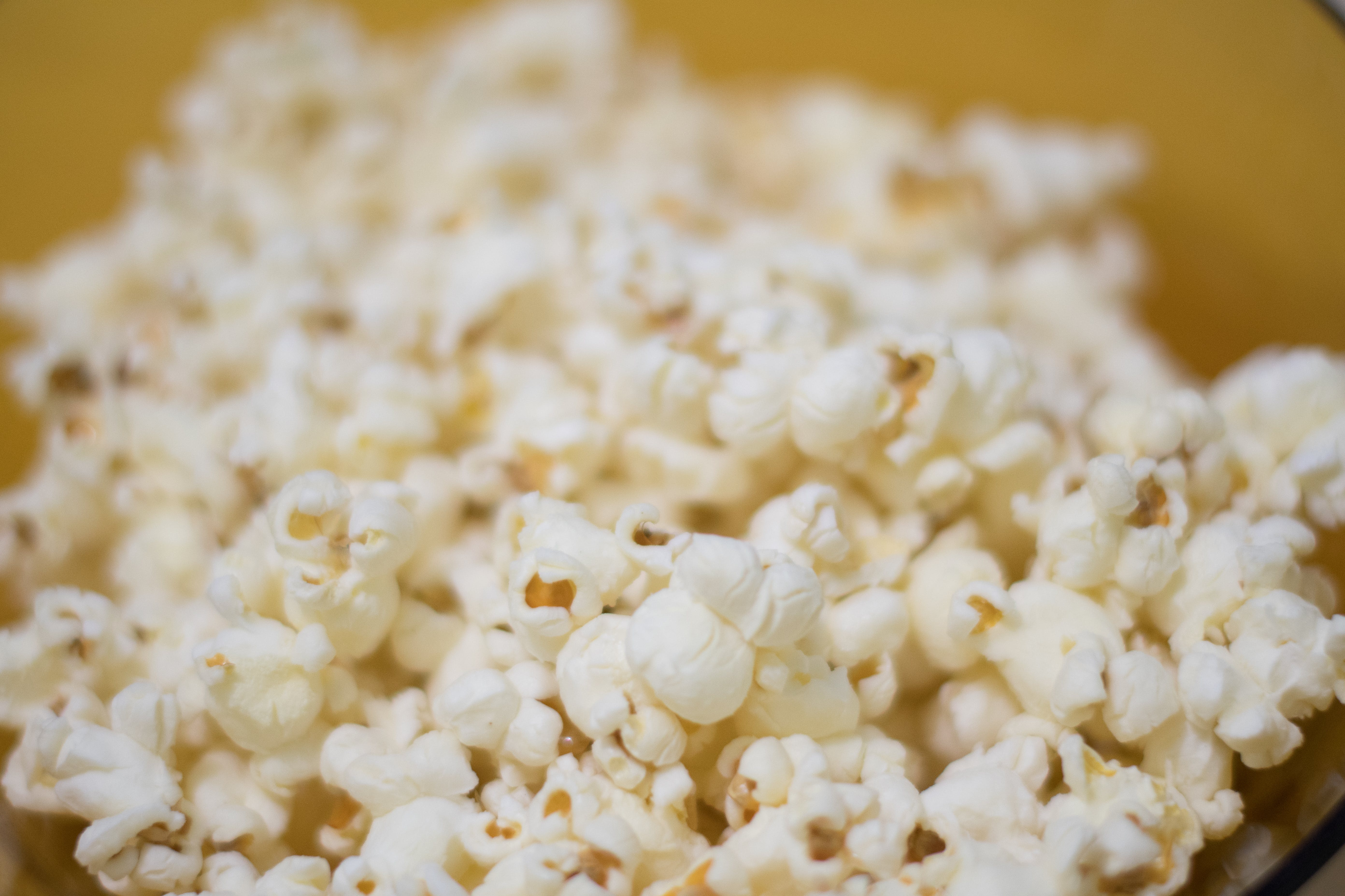 Free stock photo of comida, filme, pipoca, popcorn