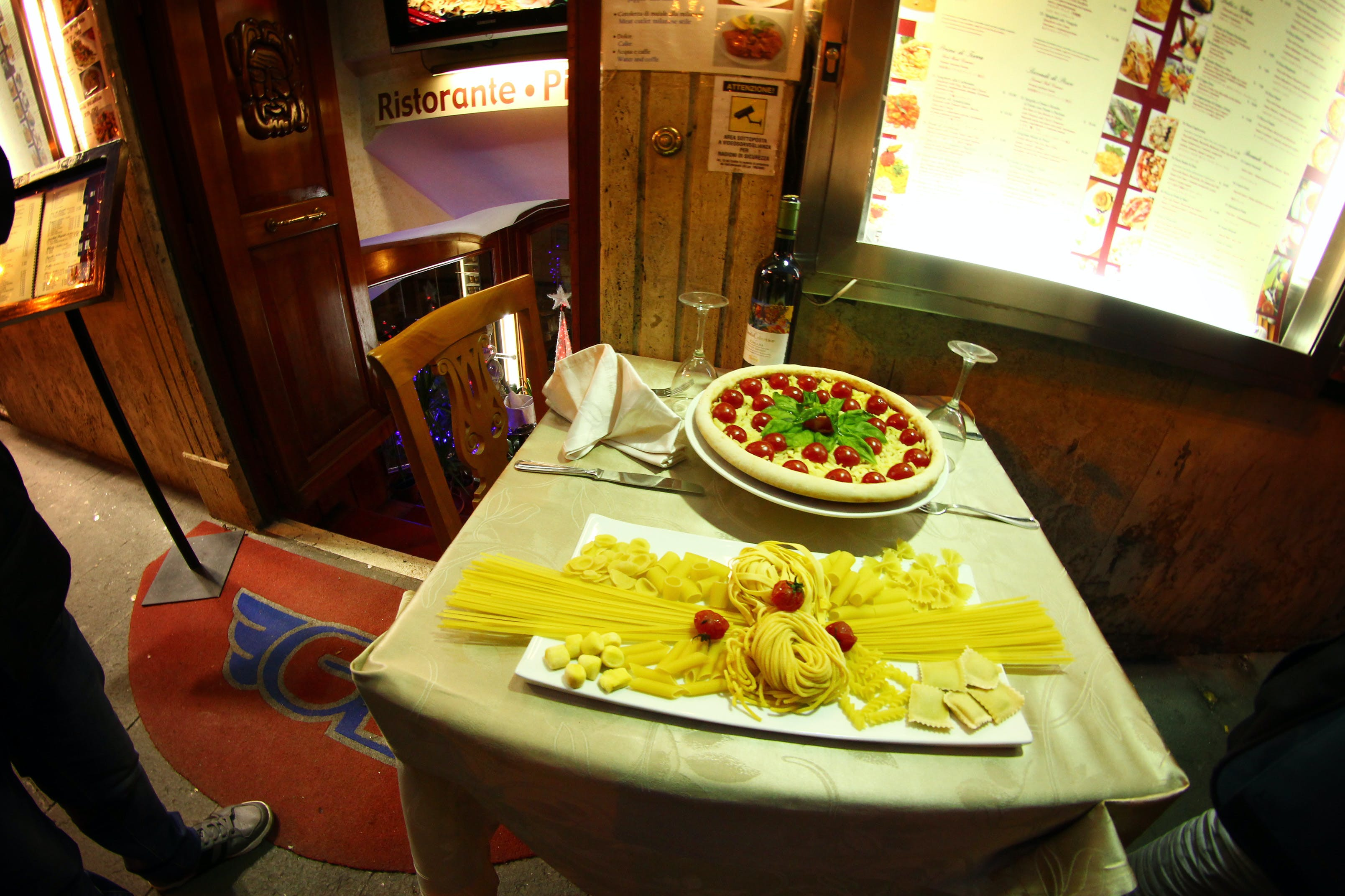 Free stock photo of Rome Street Food