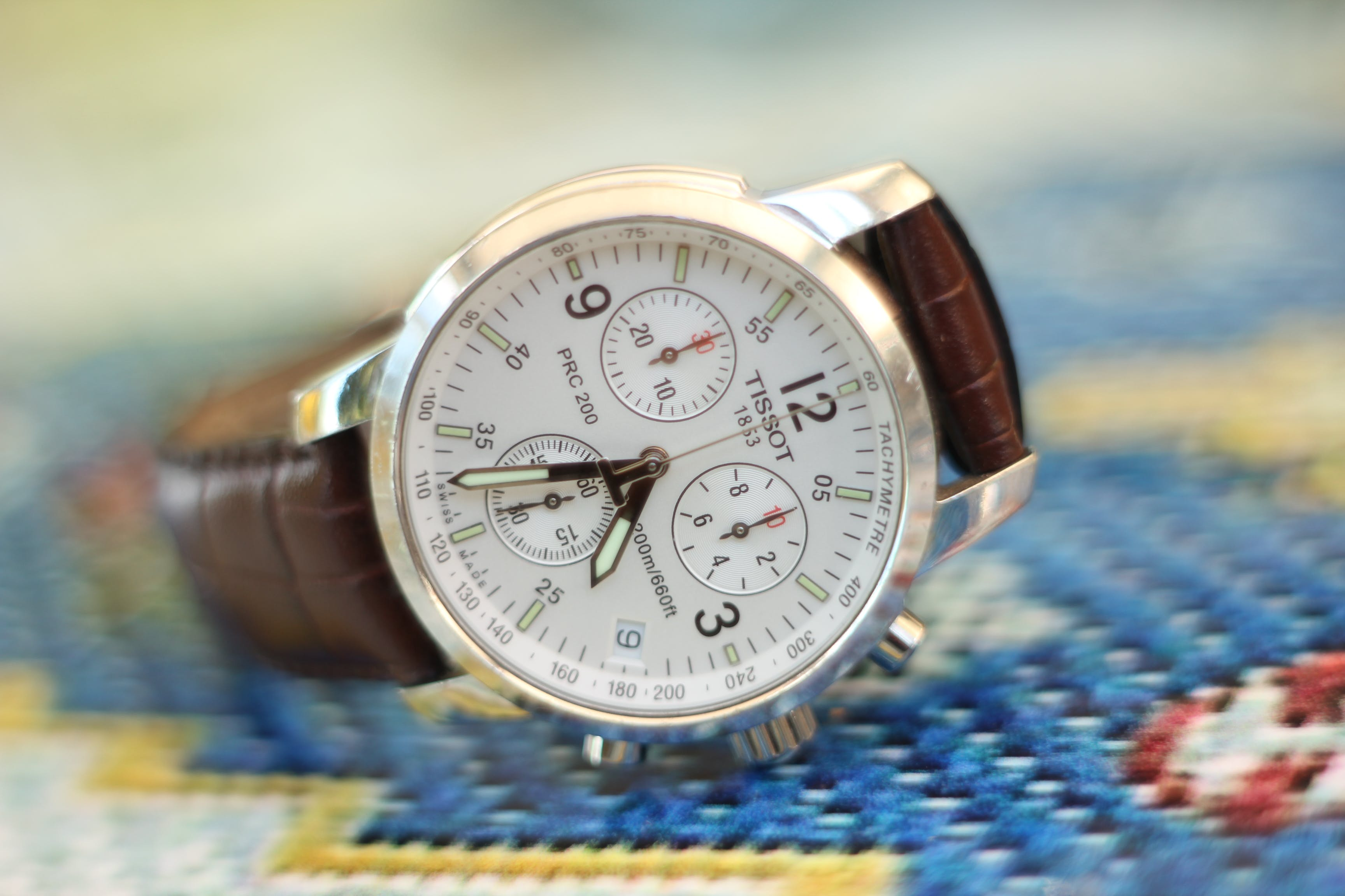 Free stock photo of Tissot Men's Watches