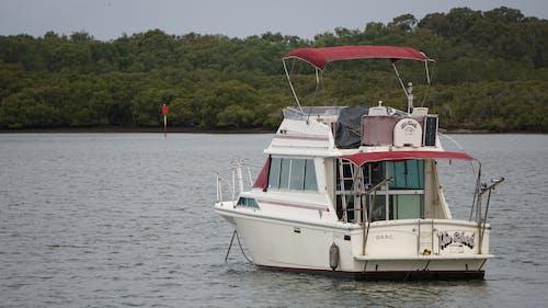 Immagine gratuita di acqua, barca, macchina, oceano