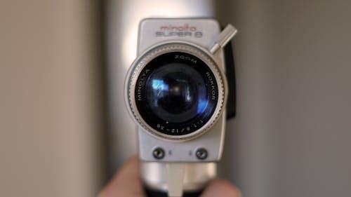 คลังภาพถ่ายฟรี ของ กล้อง, กล้องวิดีโอ, ซุปเปอร์ 8, ย้อนยุค