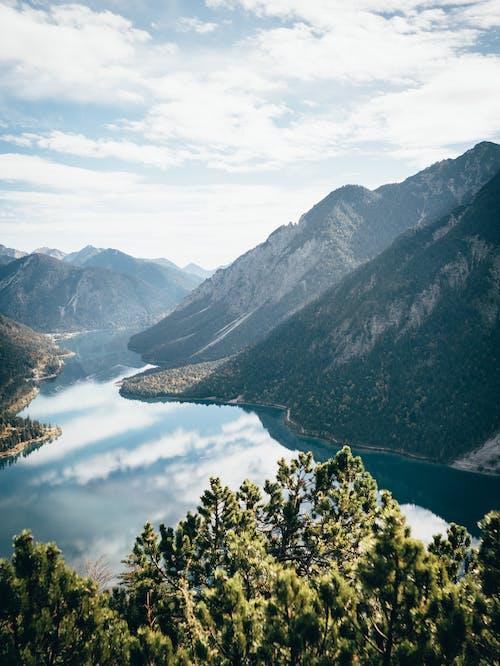 Photos gratuites de alpes, ciel, eau, environnement