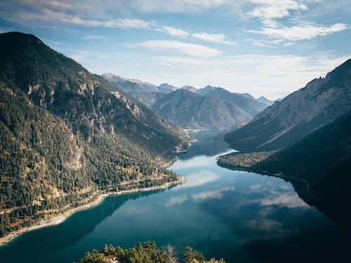 Kostnadsfri bild av berg, bergskedja, blå himmel, dagsljus