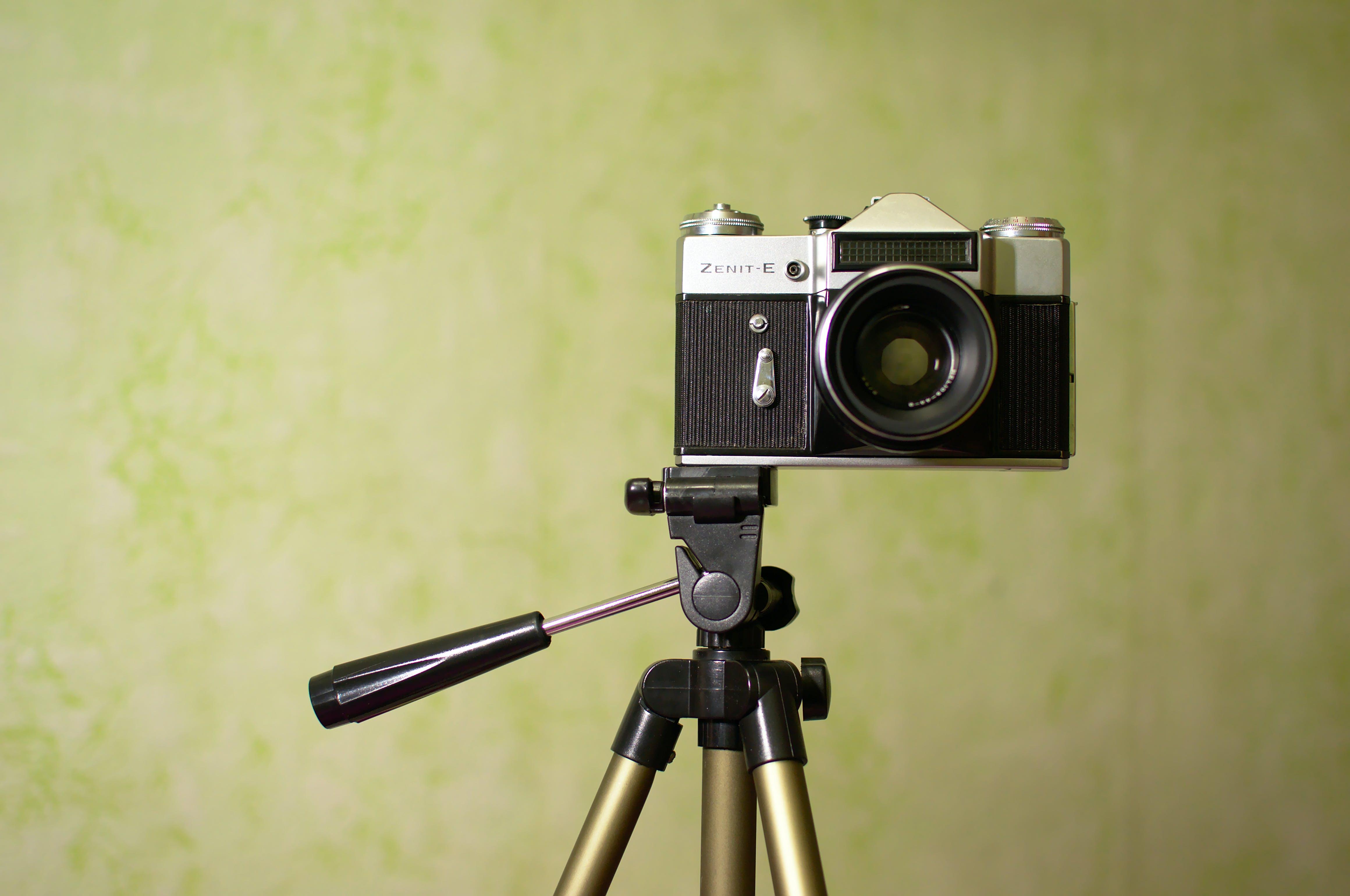 Free stock photo of camera, photography, vintage, technology