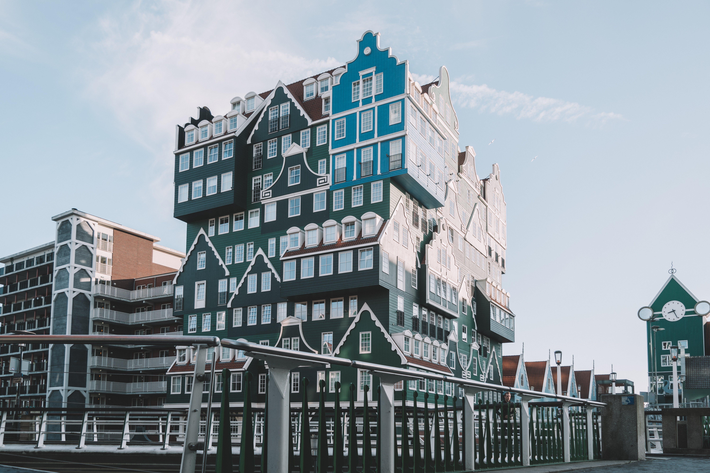 Gratis stockfoto met appartement, architectueel design, architectuur, binnenstad
