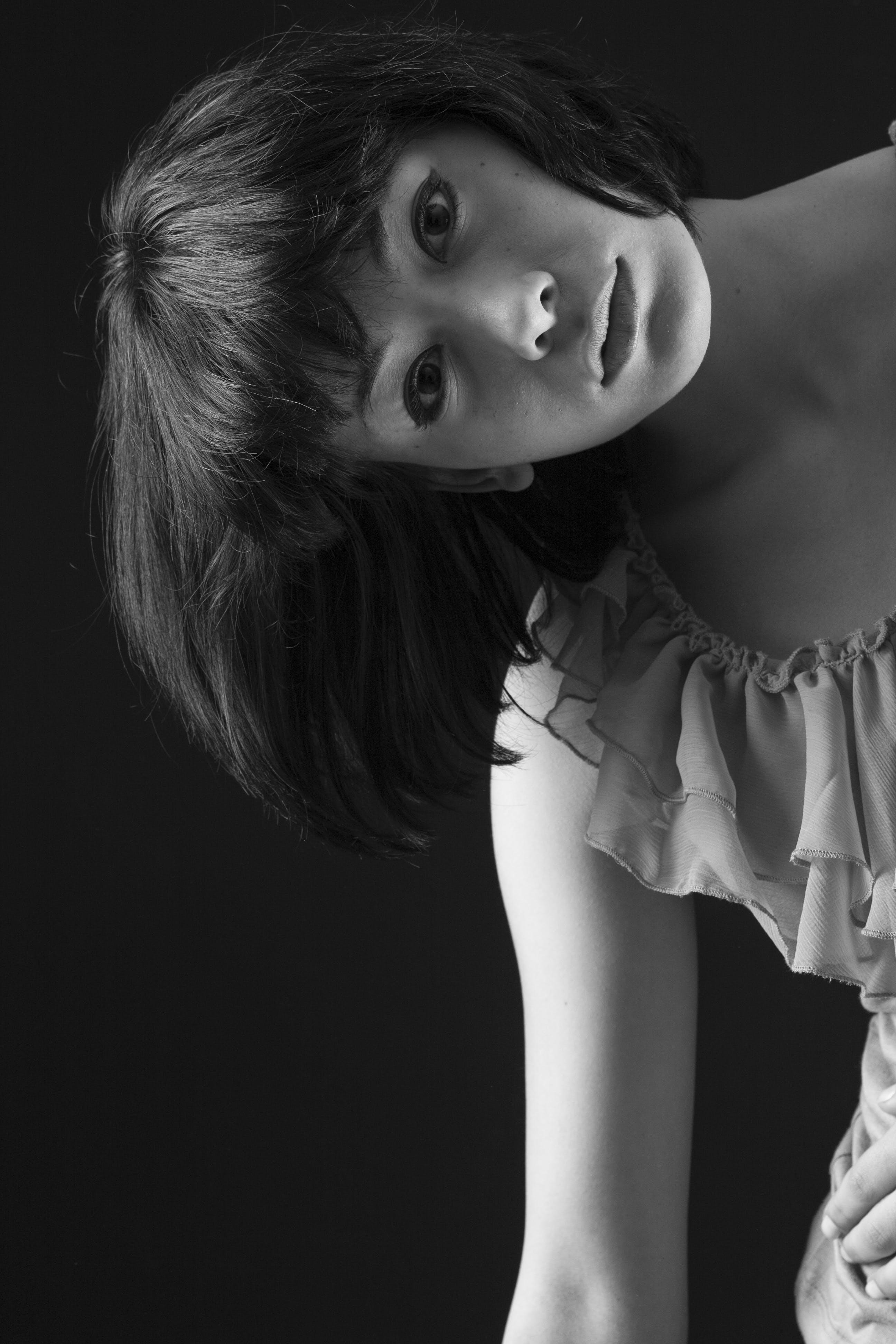 Kostnadsfri bild av flicka, fotografering, Framställ, glamour