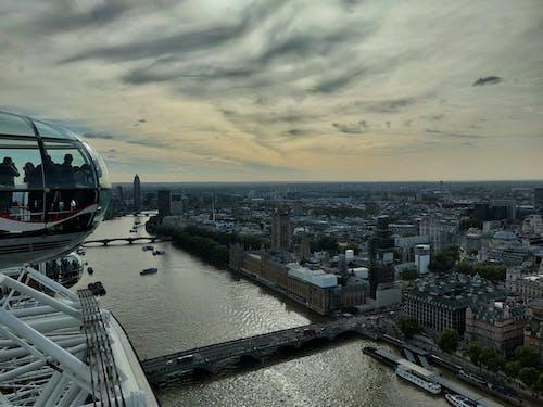 ロンドン, ロンドンアイの無料の写真素材