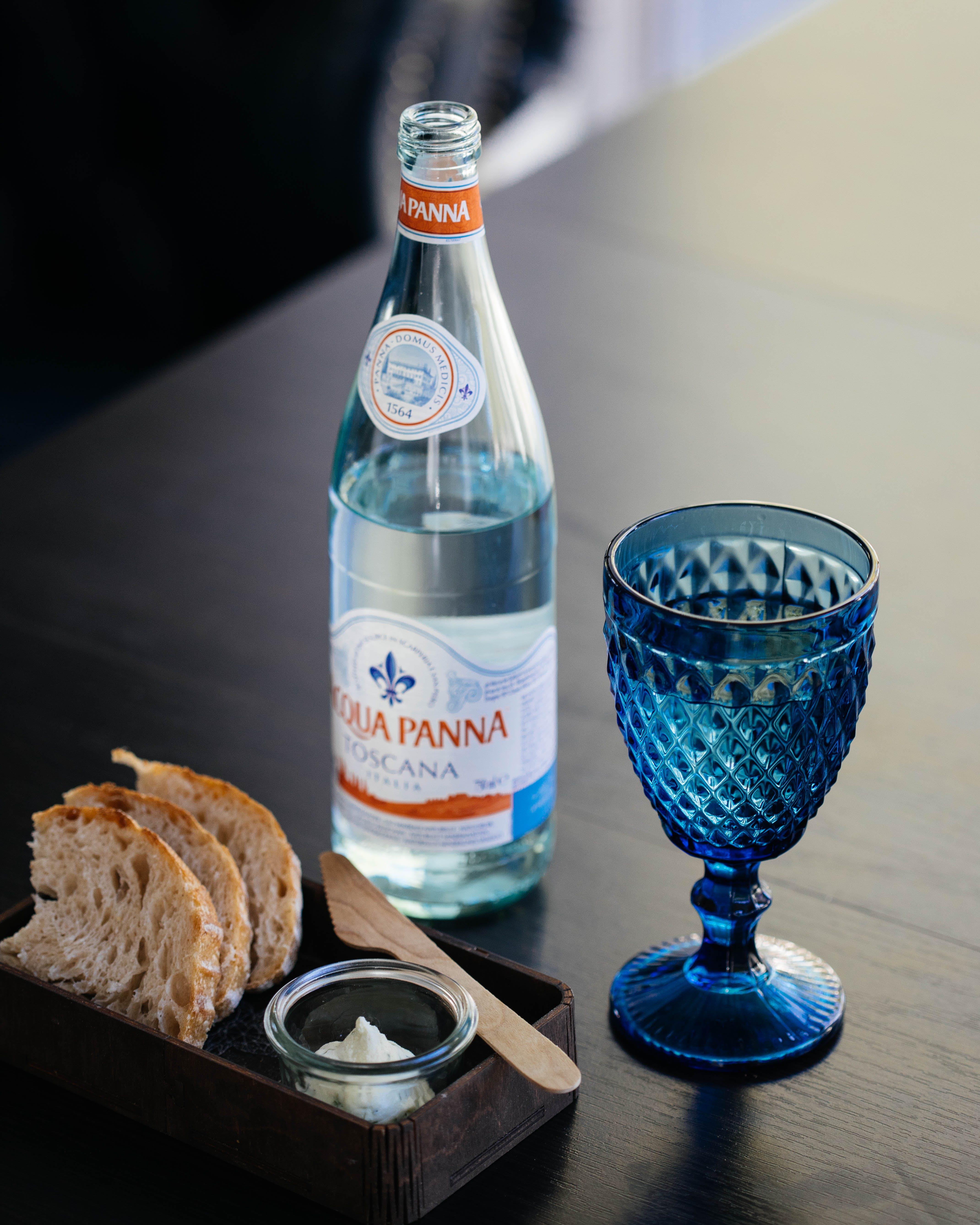Close-Up Photo of Liquor Bottle