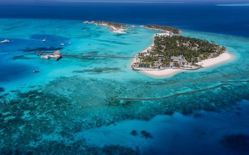 Free stock photo of islands, ocean, reefs