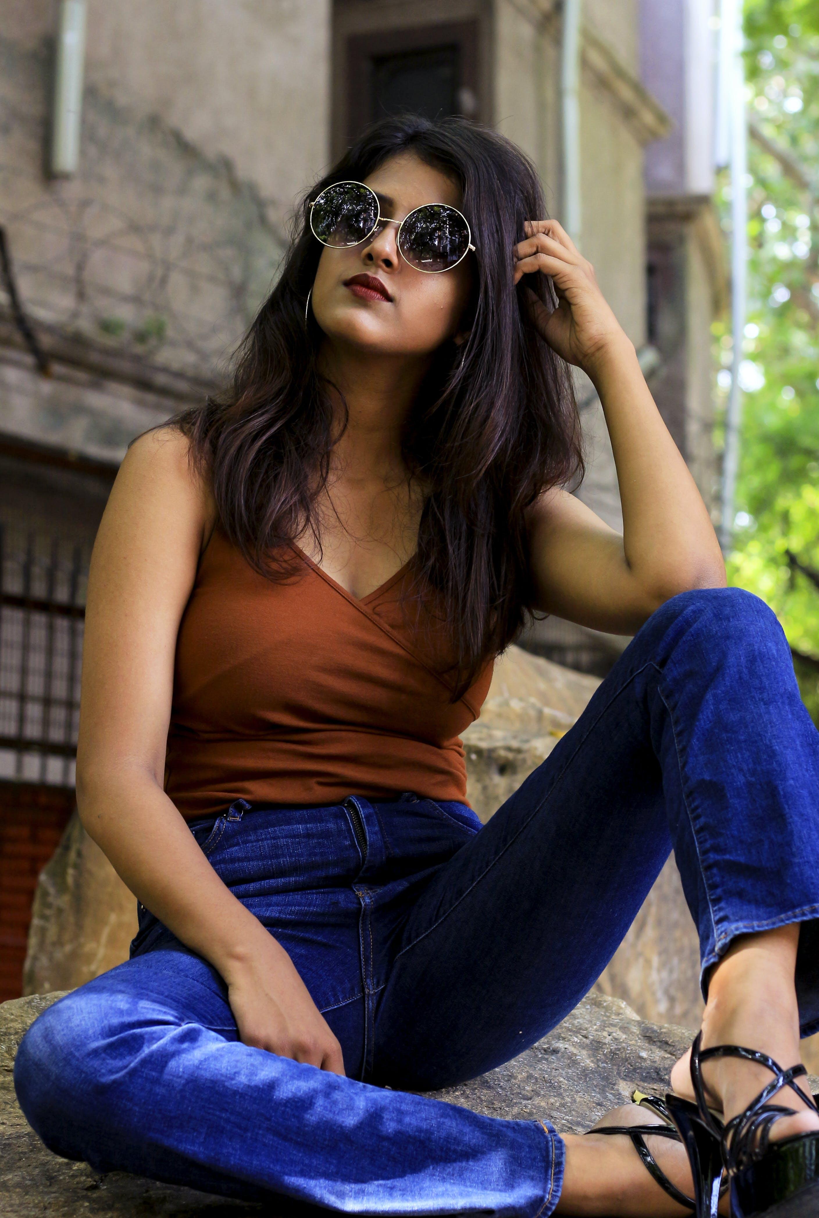 귀여운, 매력적인, 메이크업, 모델의 무료 스톡 사진
