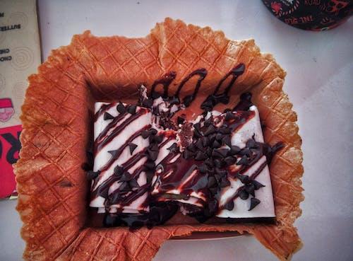 Fotos de stock gratuitas de rollo de chocolate