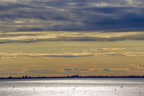 Δωρεάν στοκ φωτογραφιών με alba, grado, minimal, tramonto