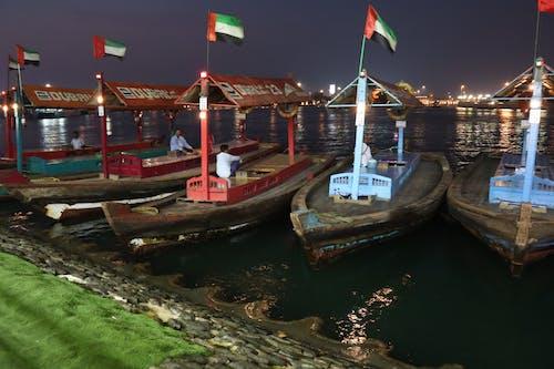 Imagine de stoc gratuită din abra dubai, Dubai