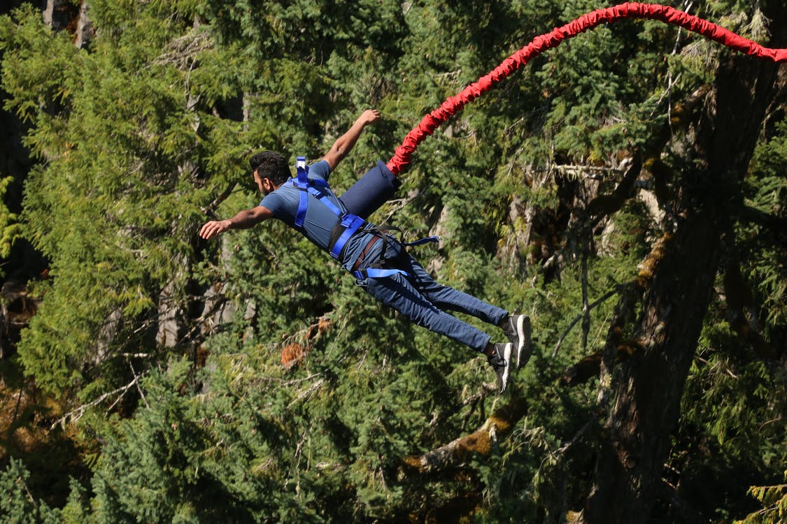 Safety Tips for Bungee Jumping