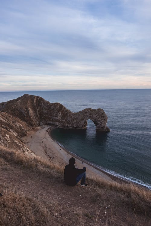 人, 侏羅紀海岸, 地平線
