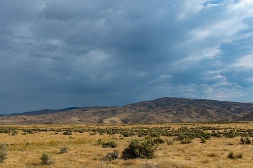 Gratis stockfoto met 4k achtergrond, berg, bewolking, bewolkt