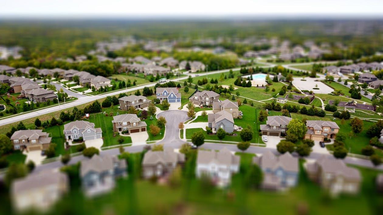 ご近所, 不動産, 家