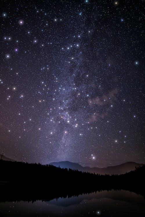 Ingyenes stockfotó 4k-háttérkép, asztrofotográfia, asztrológia, celebek témában