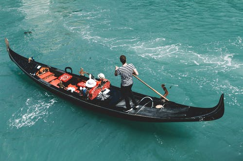 Fotos de stock gratuitas de agua, al aire libre, barca, bote de remos