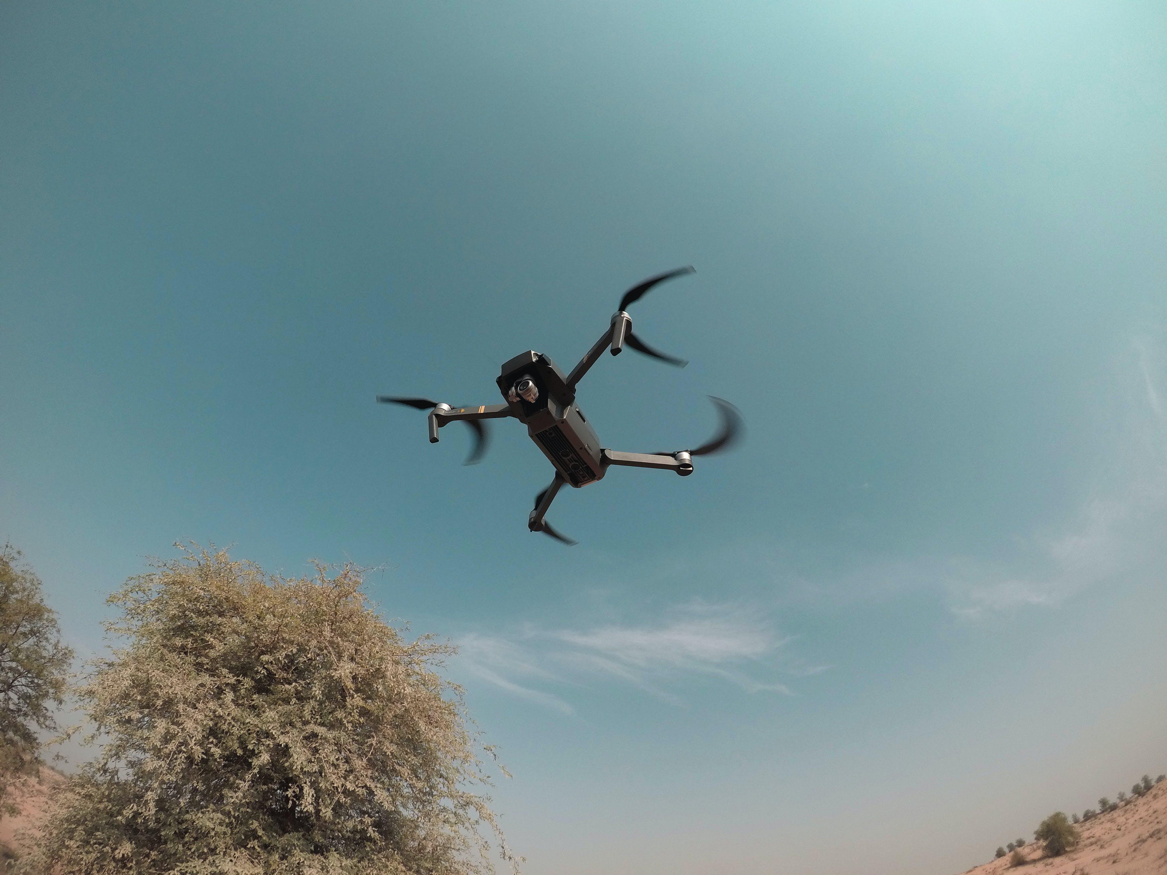 Gratis lagerfoto af bevægelse, dagslys, drone, dronekamera