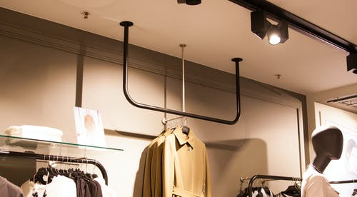 Free stock photo of clothes, clothes hanger, clothing rack
