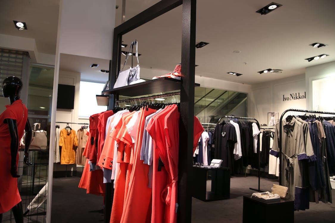 barang dagangan, butik, fashion