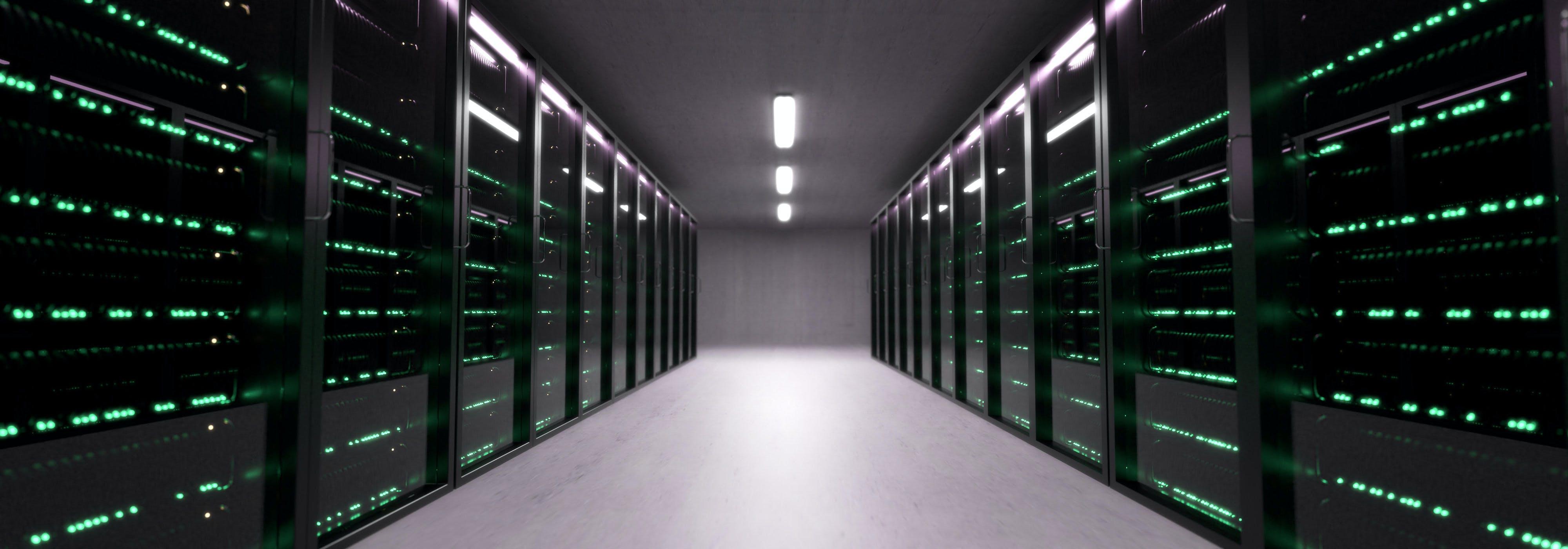 Kostenloses Stock Foto zu netz, 3d, tech, server